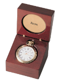 Employee Recognition Bulova Clock B2662