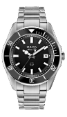 Employee Recognition Marine Star Watch - Bulova Men's Watches 98B203