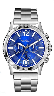 Employee Recognition Watch Caravelle New York 43A116