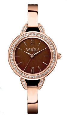 Employee Recognition Watch Caravelle New York 44L134