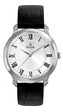 Employee Recognition Watch - Strap - Bulova Men's Watches 96A133