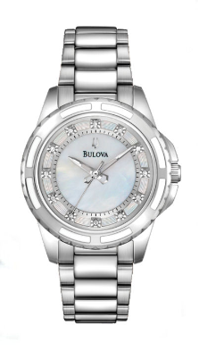 Employee Recognition Watch - Bulova Ladies Watch 96P144