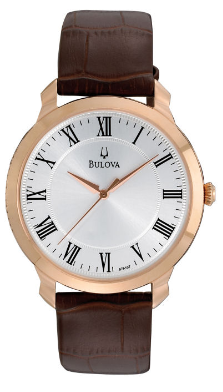 Employee Recognition Watches - Strap - Bulova Men's Watches 97A107