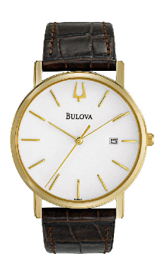 Employee Recognition Watches - Strap - Bulova Men's Watches 97B100