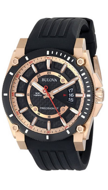 Employee Recognition Watches - Precisionist - Bulova Men's Watches 98B152