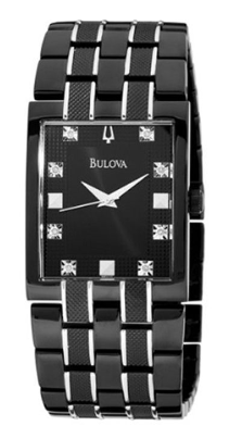 Employee Recognition Watch - Diamond - Bulova Men's Watches 98D111
