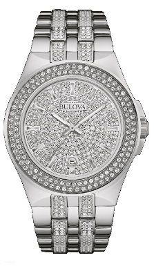 Employee Recognition Bulova Watch - Bulova Men's Watches 96B235