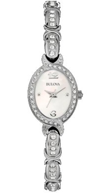 Employee Recognition Watch - Bracelet - Bulova Ladies Watch 96L199