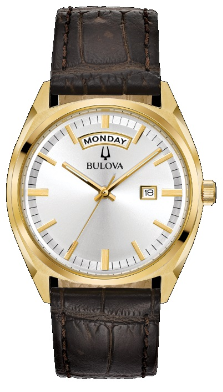 Employee Recognition Bulova Watch - Bulova Men's Watches 97C106