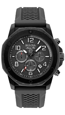 Employee Recognition Marine Star Watch - Bulova Men's Watches 98B223