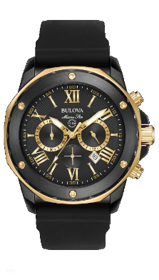 Employee Recognition Bulova Watch - Bulova Men's Watches 98B278