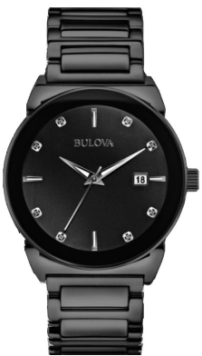 Employee Recognition Watches - Diamond - Bulova Men's Watches 98D121