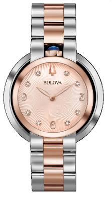 Employee Recognition Watch - Bracelet - Bulova Ladies Watch 98P174