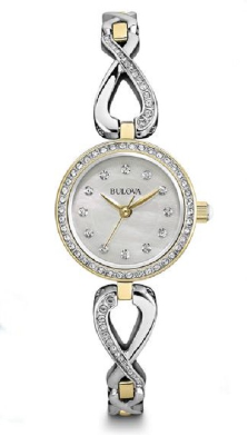 Employee Recognition Watch - Crystal - Bulova Ladies Watches 98X109