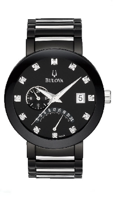 Employee Recognition Watch - Diamond - Bulova Men's Watches 98D109