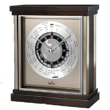Employee Recognition Bulova Clock B2258
