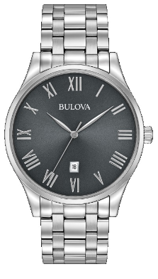 Employee Recognition Bulova Watch - Bulova Men's Watches 96B261