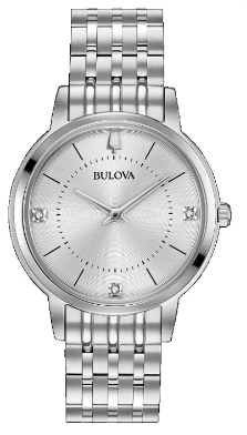 Employee Recognition Watch - Bracelet - Bulova Ladies Watch 96P183