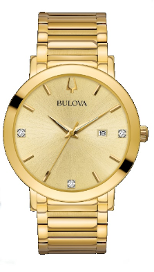 Employee Recognition Bulova Watch - Bulova Men's Watches 97D115