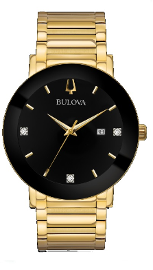 Employee Recognition Bulova Watch - Bulova Men's Watches 97D116