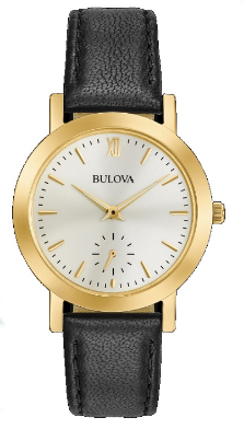 Employee Recognition Watch - Strap - Bulova Ladies Watch 97L159
