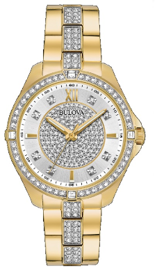 Employee Recognition Watches - Bracelet - Bulova Ladies Watch 98L228