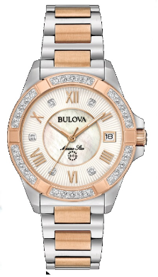 Employee Recognition Watch - Bracelet - Bulova Ladies Watch 98R234