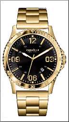 Employee Recognition Watch Caravelle New York 44B104