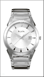 Employee Recognition Watch - Bracelet - Bulova Men's Watches 96B015