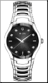 Employee Recognition Watch - Bulova Ladies Watch 96P146