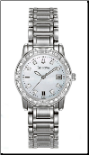 Employee Recognition Watch - Ladies diamond watches 96R105