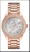 Employee Recognition Watch - Bulova Ladies Watch 97N101