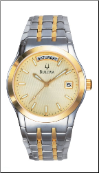 Employee Recognition Watch - Bracelet - Bulova Men's Watches 98C60