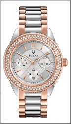 Employee Recognition Watch - Bulova Ladies Watch 98N100E