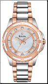 Employee Recognition Watch - Bulova Ladies Watch 98P134