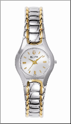 Employee Recognition Watch - Bracelet - Bulova Ladies Watch 98T84