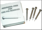 Watch Pin Removal Pliers - Spare Pin