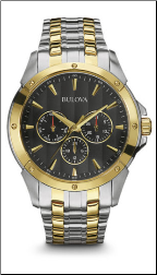 Employee Recognition Bulova Watch - Bulova Men's Watches 98C120