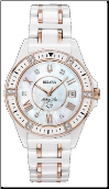 Employee Recognition Watch - Bracelet - Bulova Ladies Watch 98R241