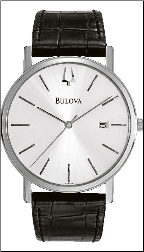 Employee Recognition Watch - Strap - Bulova Men's Watches 96B104